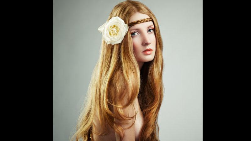 E' importante che il colore renda i capelli luminosi e morbidi