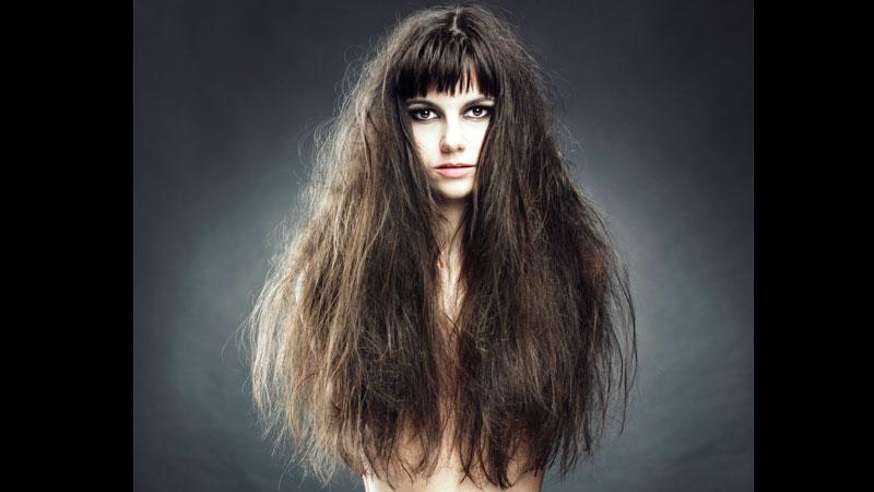 E' sconsigliato su capelli danneggiati e su cuoio capelluto irritato