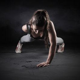 Riprendere l'attività fisica può essere difficile.