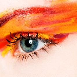 Dai una chance all'arancione e vedrai i tuoi occhi brillare